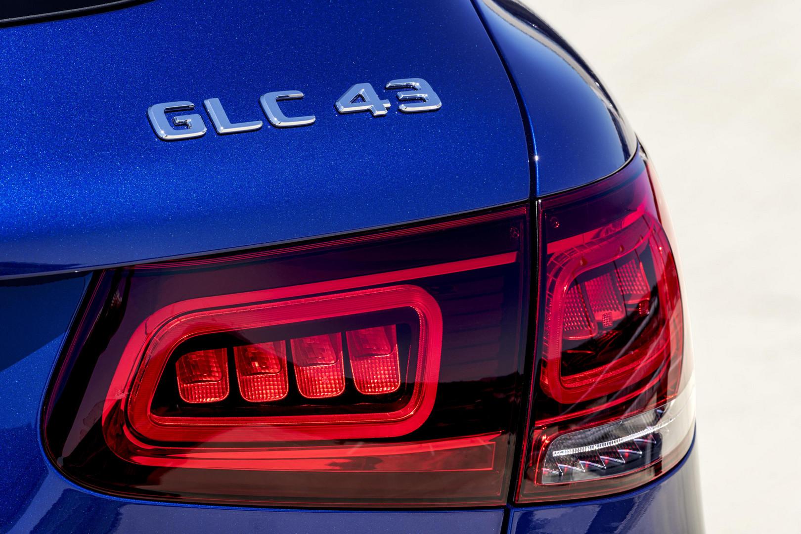 Mercedes-AMG GLC 43 SUV Rear Lights