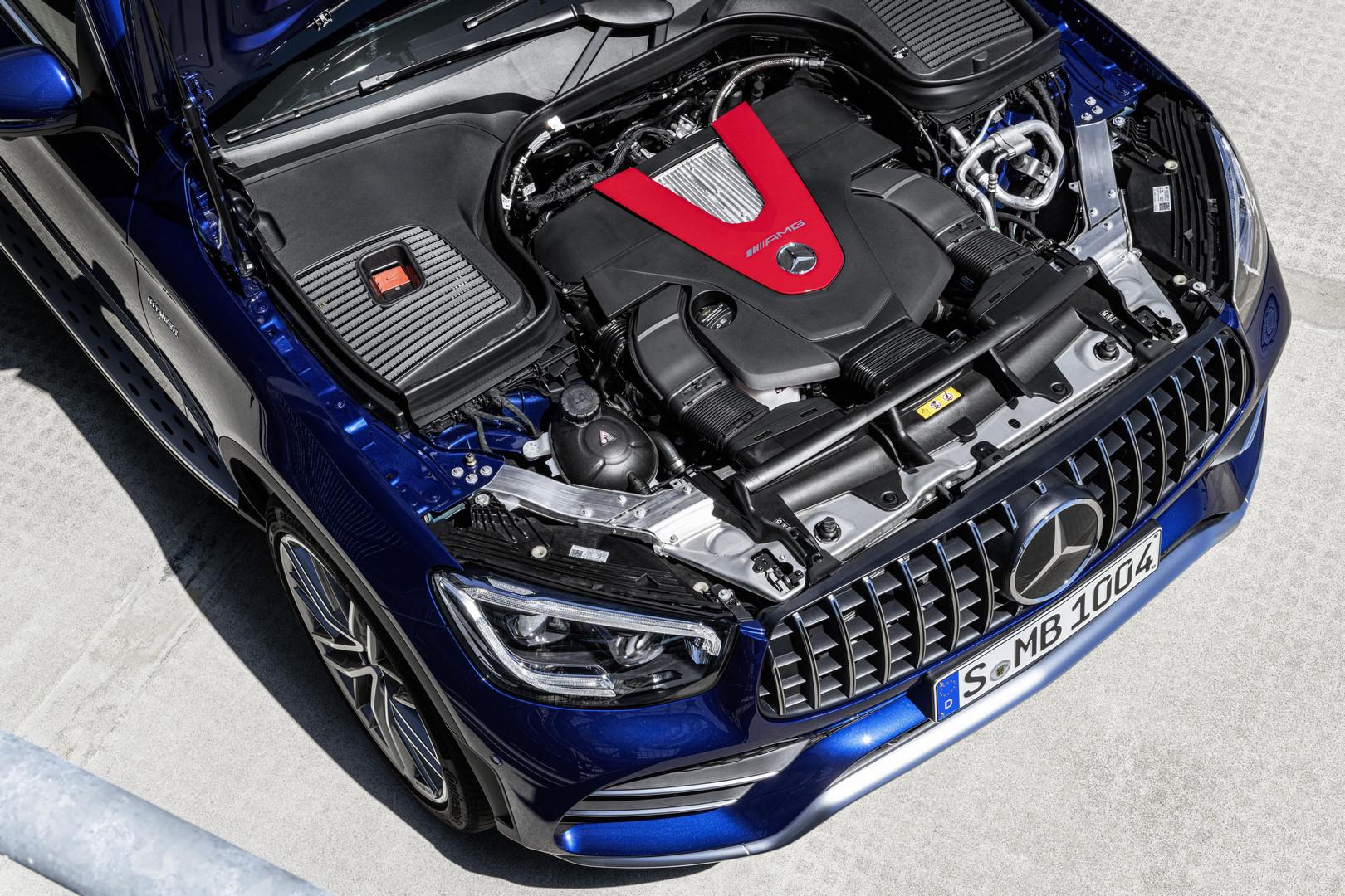 Mercedes-AMG GLC 43 SUV Engine