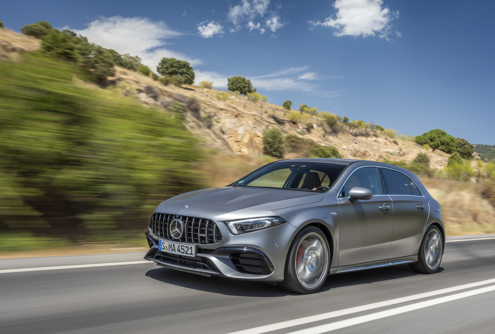 2020 Mercedes-AMG A45 S Review, Specs