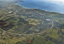 Nardo Ring Aerial View