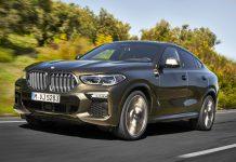 2020 BMW X6 M50i Price