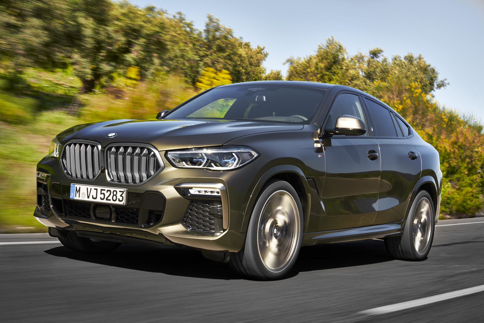 Bmw X6 M50i 2020 Price In India
