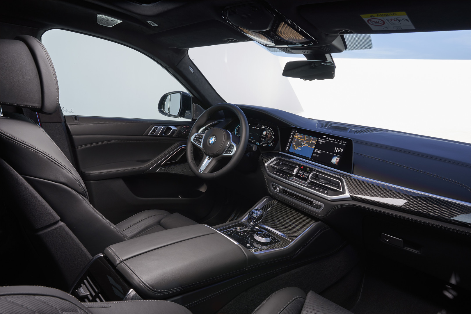 BMW Interior 2020