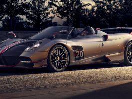 Pagani Huayra BC Roadster Price