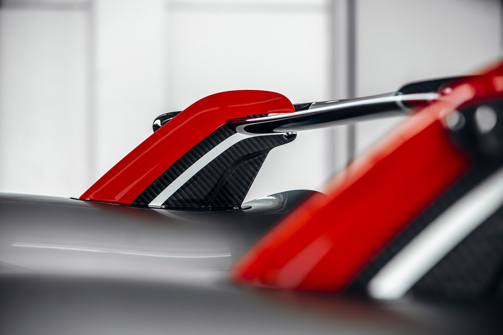 Pagani Huayra BC Roadster Wing