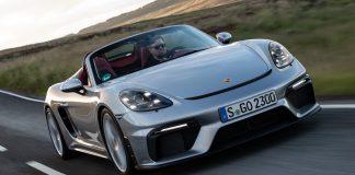 2020 Porsche 718 Spyder Review