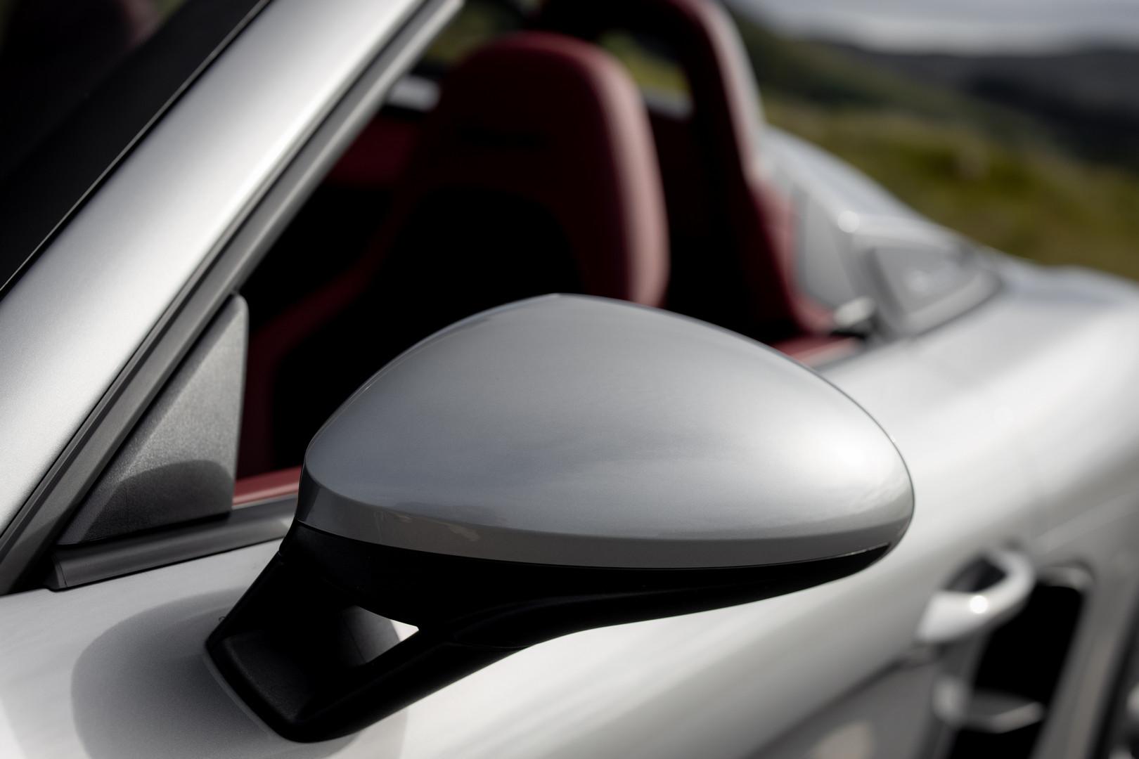 Porsche 718 Spyder Side Mirrors