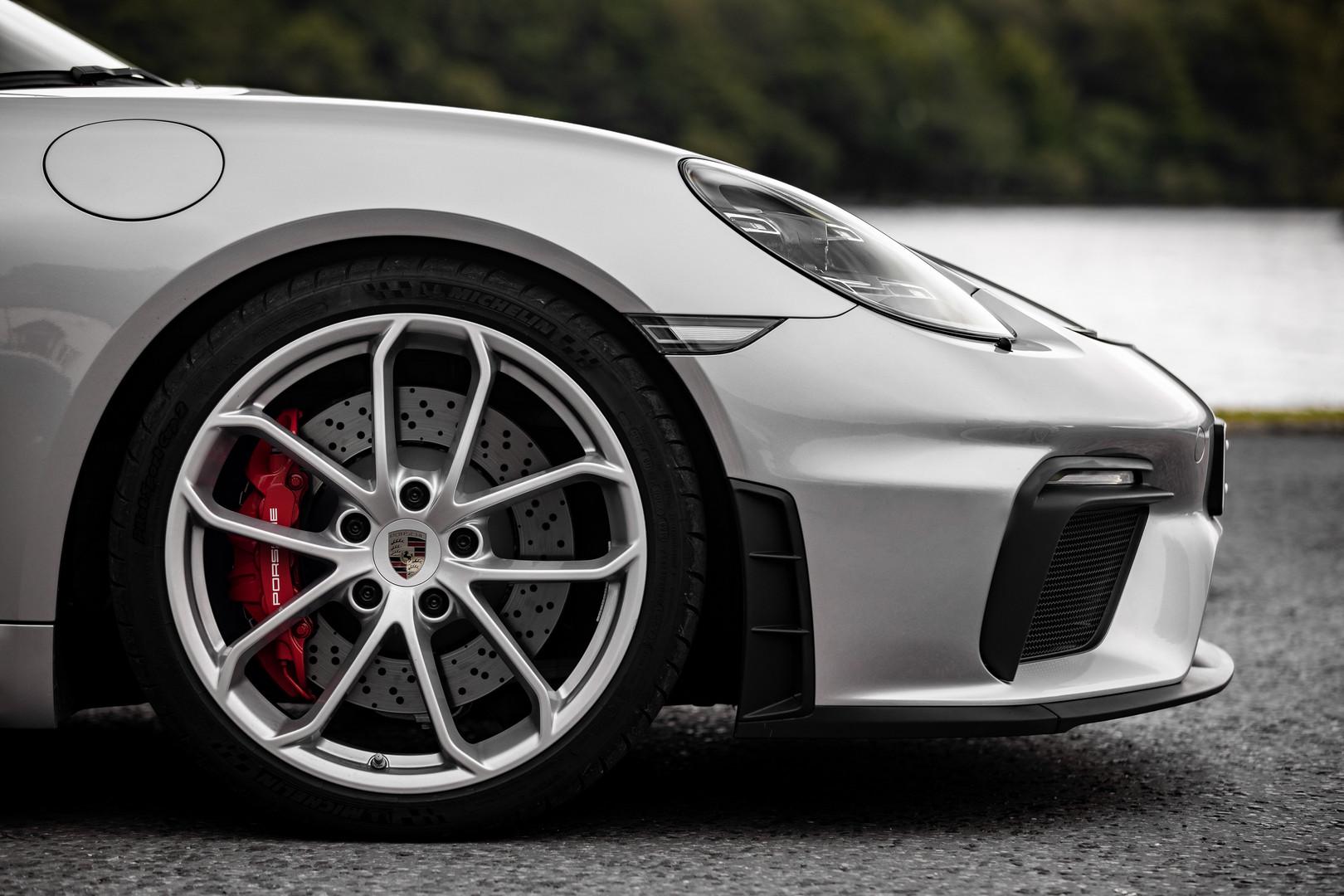 Porsche 718 Spyder Wheels