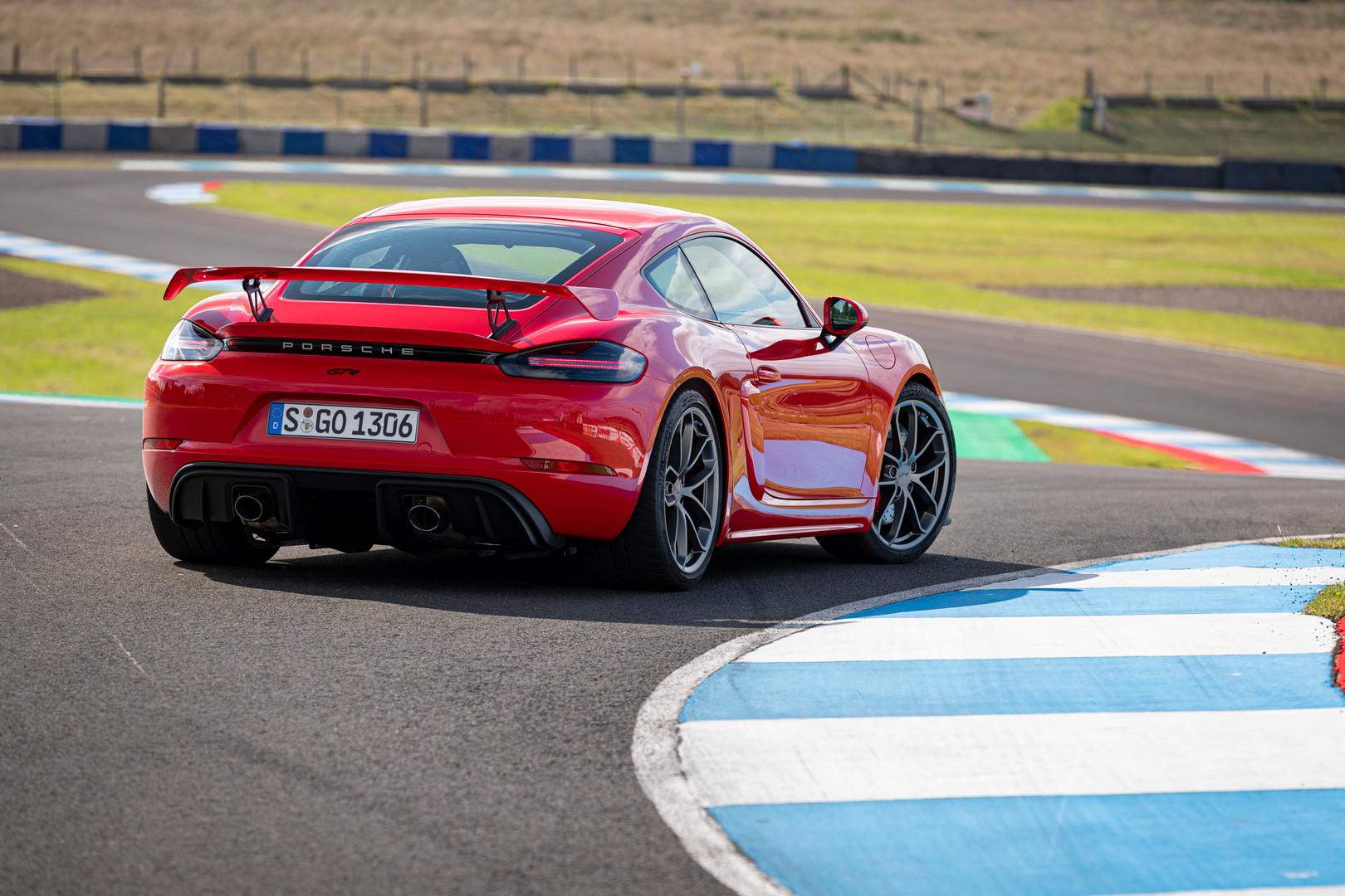 Porsche 718 Cayman GT4 Price