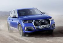 2020 Audi SQ7 TDI Wallpaper
