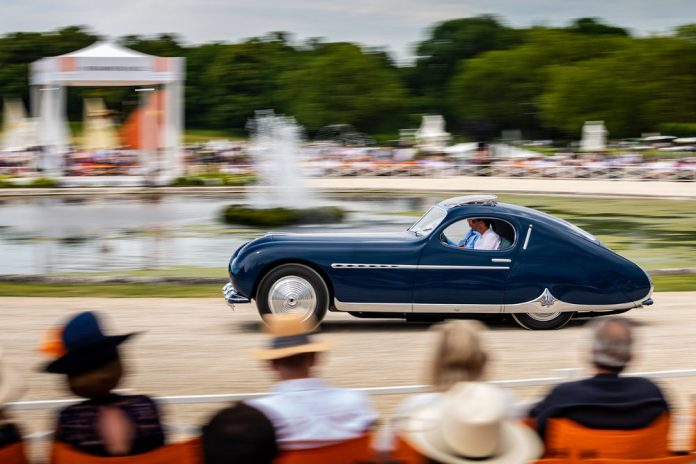 Talbot Lago T26 Grand Sport Coupé