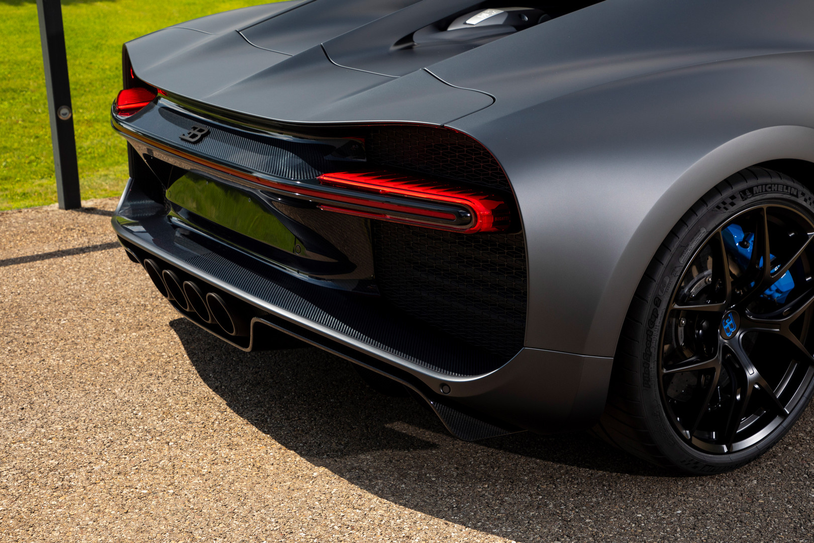 Bugatti Chiron Rear Light
