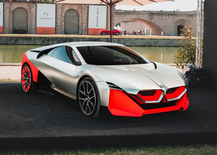 BMW Vision M Next Chantilly 2019