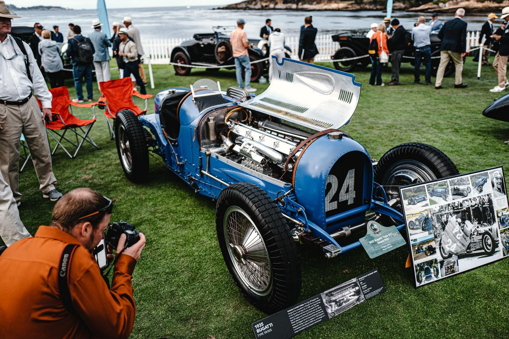 1935 Bugatti Type 59 50S