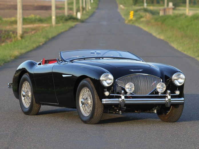 1955 Austin-Healey 100 BN2 For Sale