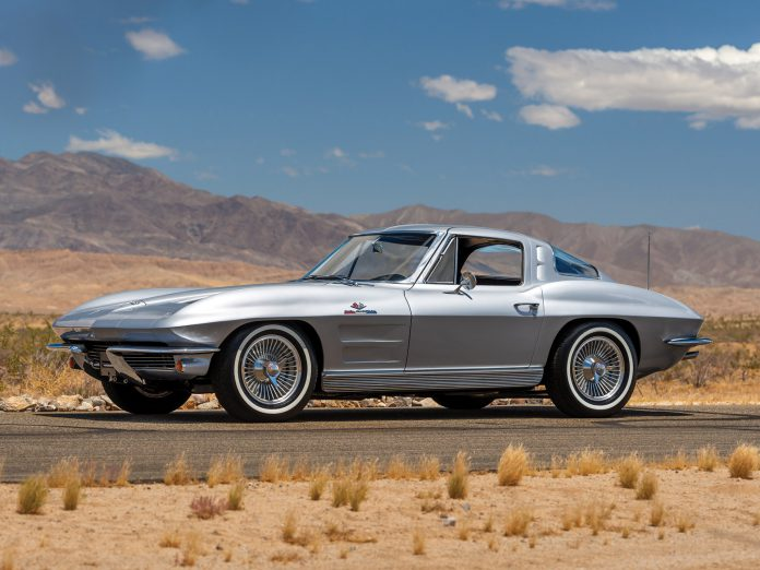 1963 Chevrolet Corvette Stingray For Sale