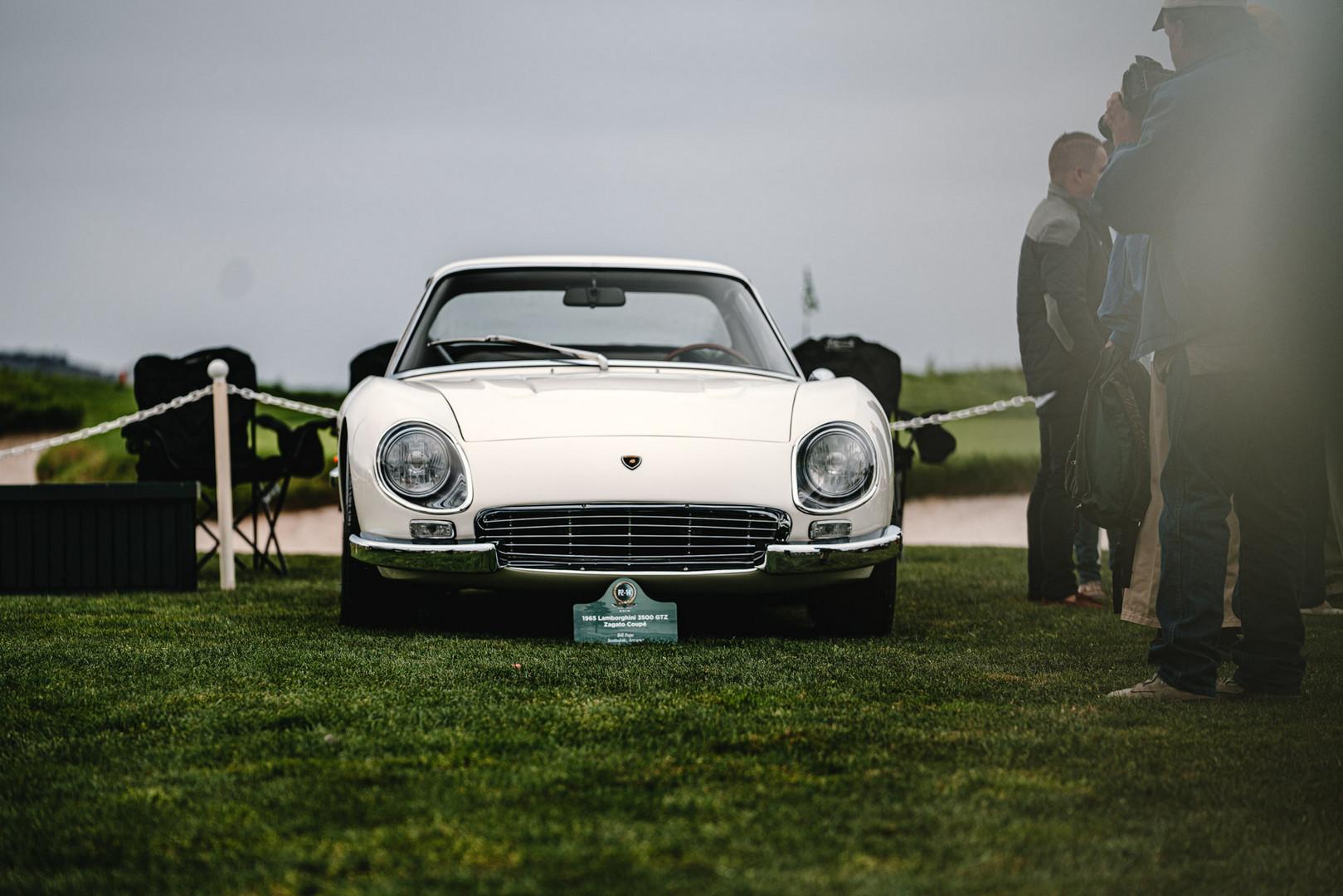 1965 Lamborghini 3500 GTZ