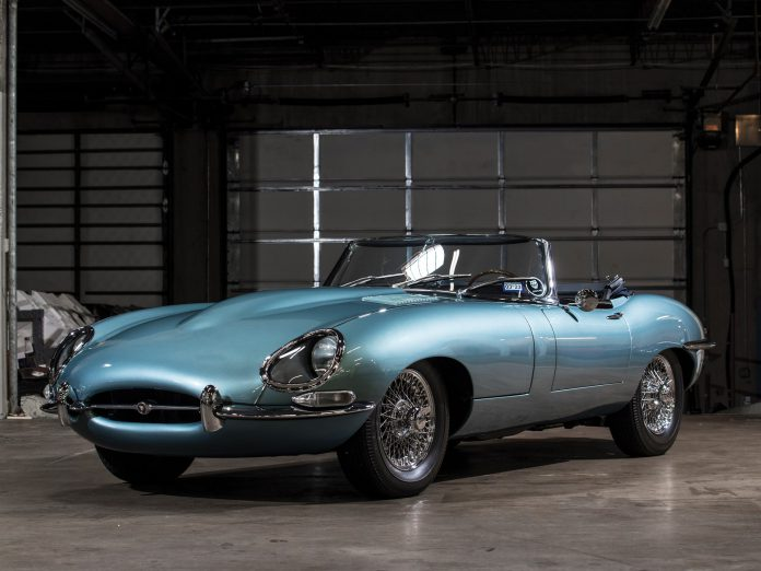 1967 Jaguar E-Type Series 1 4.2-Litre Roadster For Sale