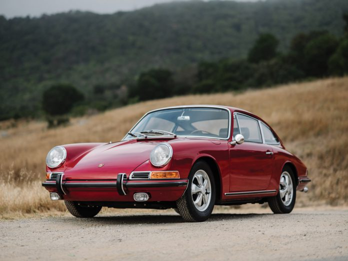 1967 Porsche 911 S Coupe For Sale