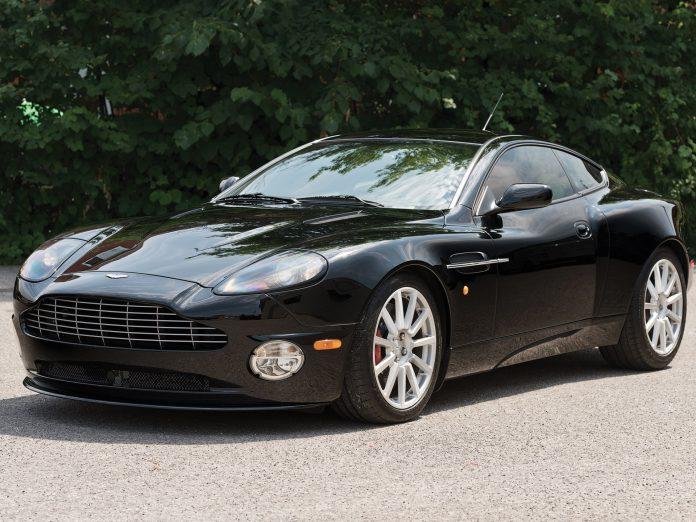 2006 Aston Martin Vanquish S For Sale