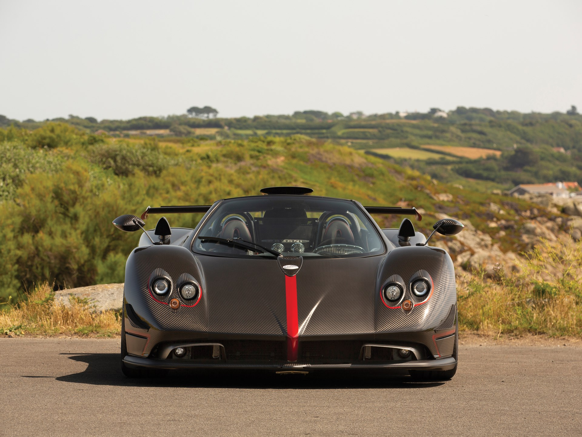 2017 Pagani Zonda Aether For Sale