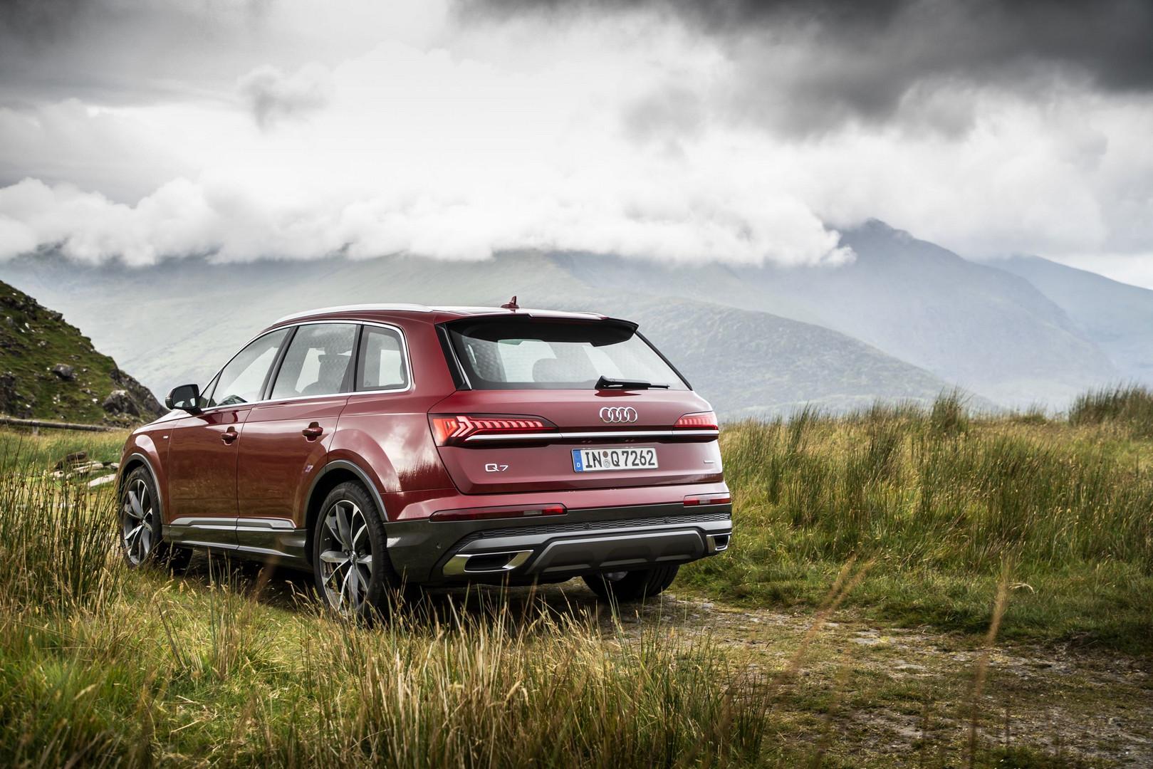 2019 Audi Q7 Specs