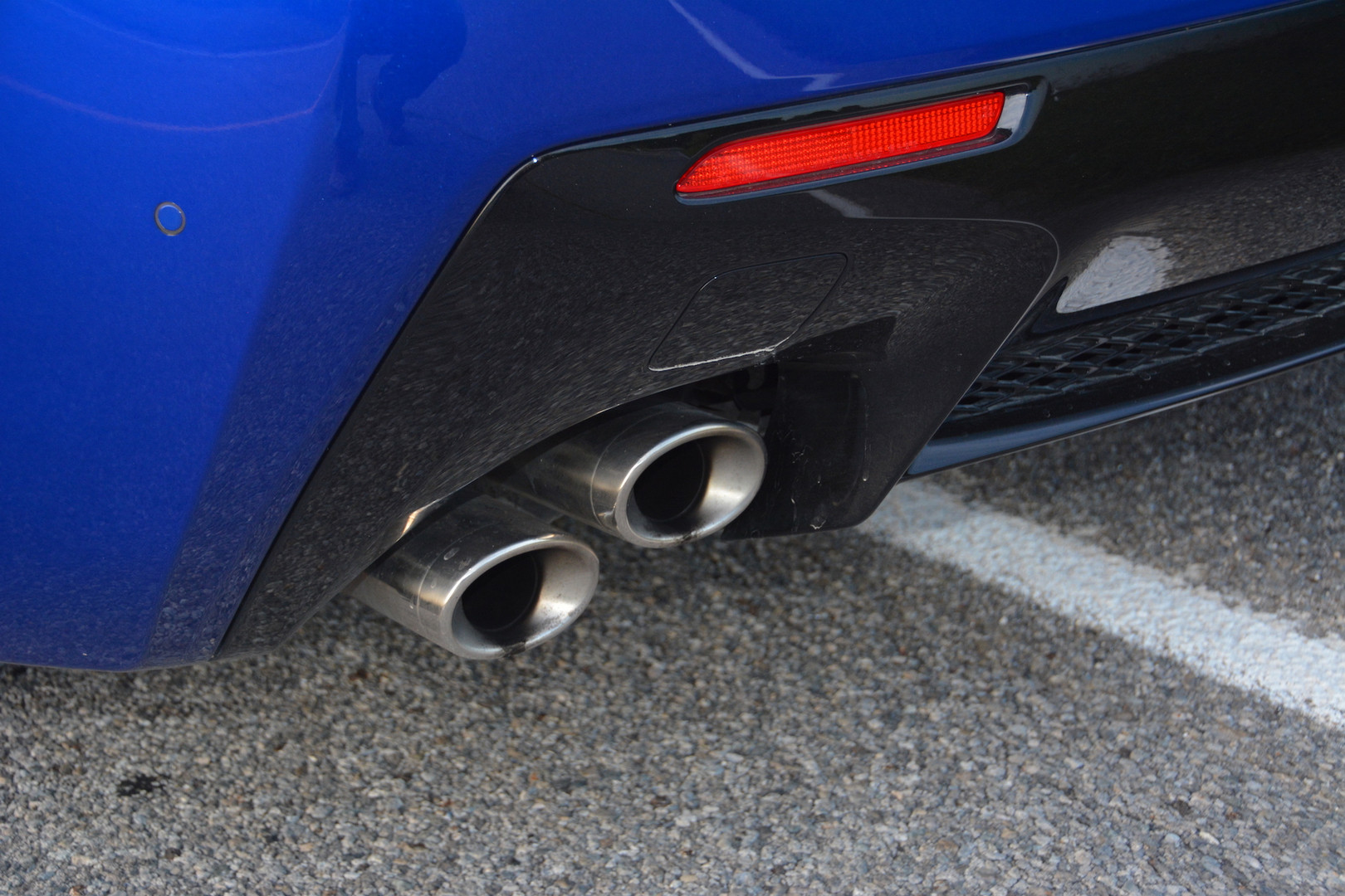 2019 Lexus RC F Exhaust Pipes