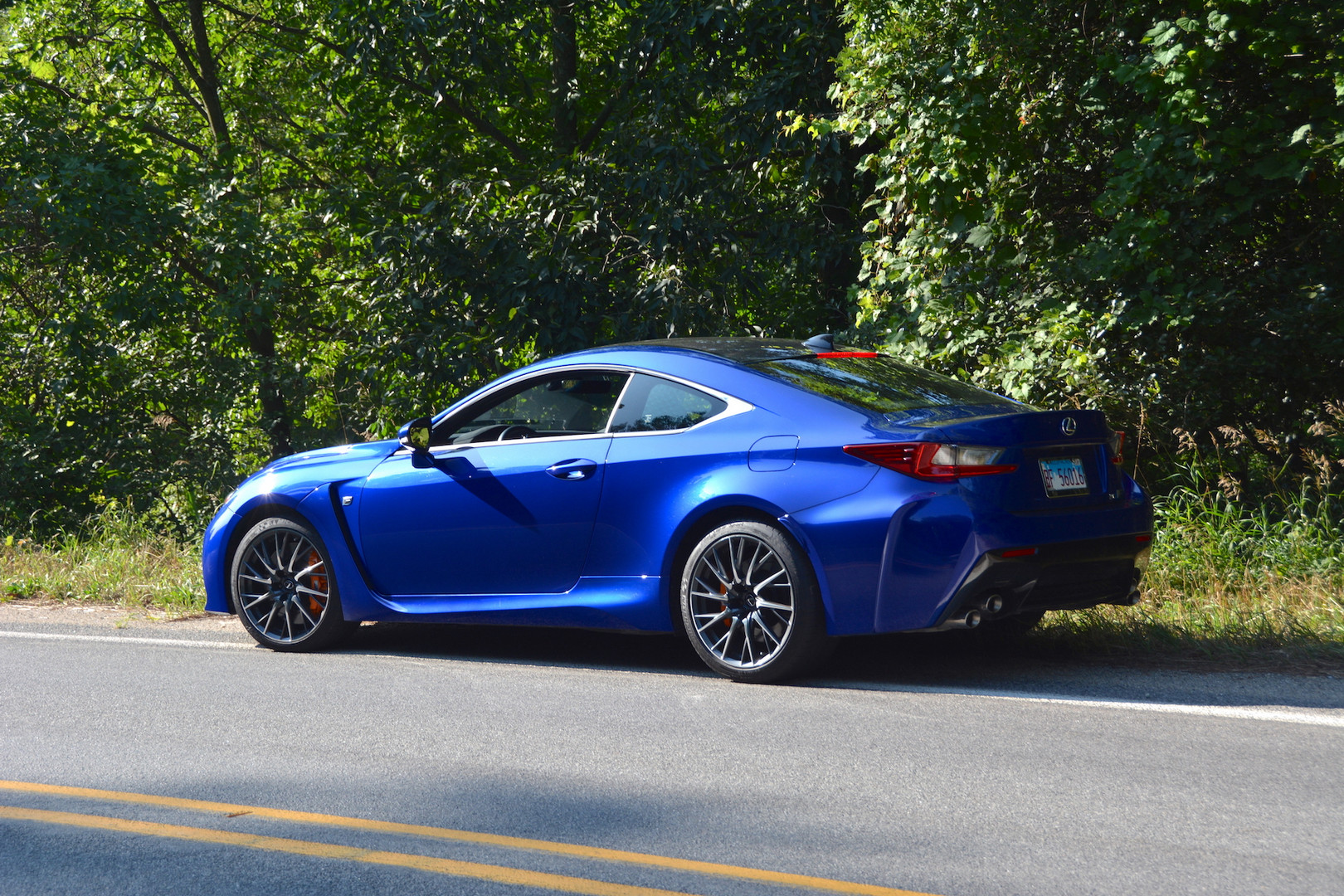 2019 Lexus RC F Review Specs