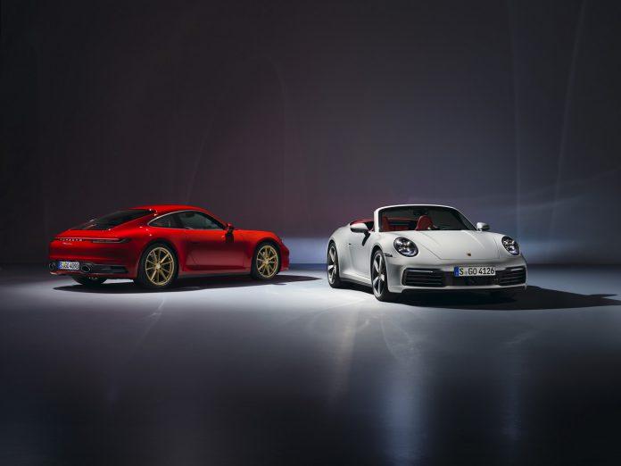 2019 Porsche 911 Carrera Price