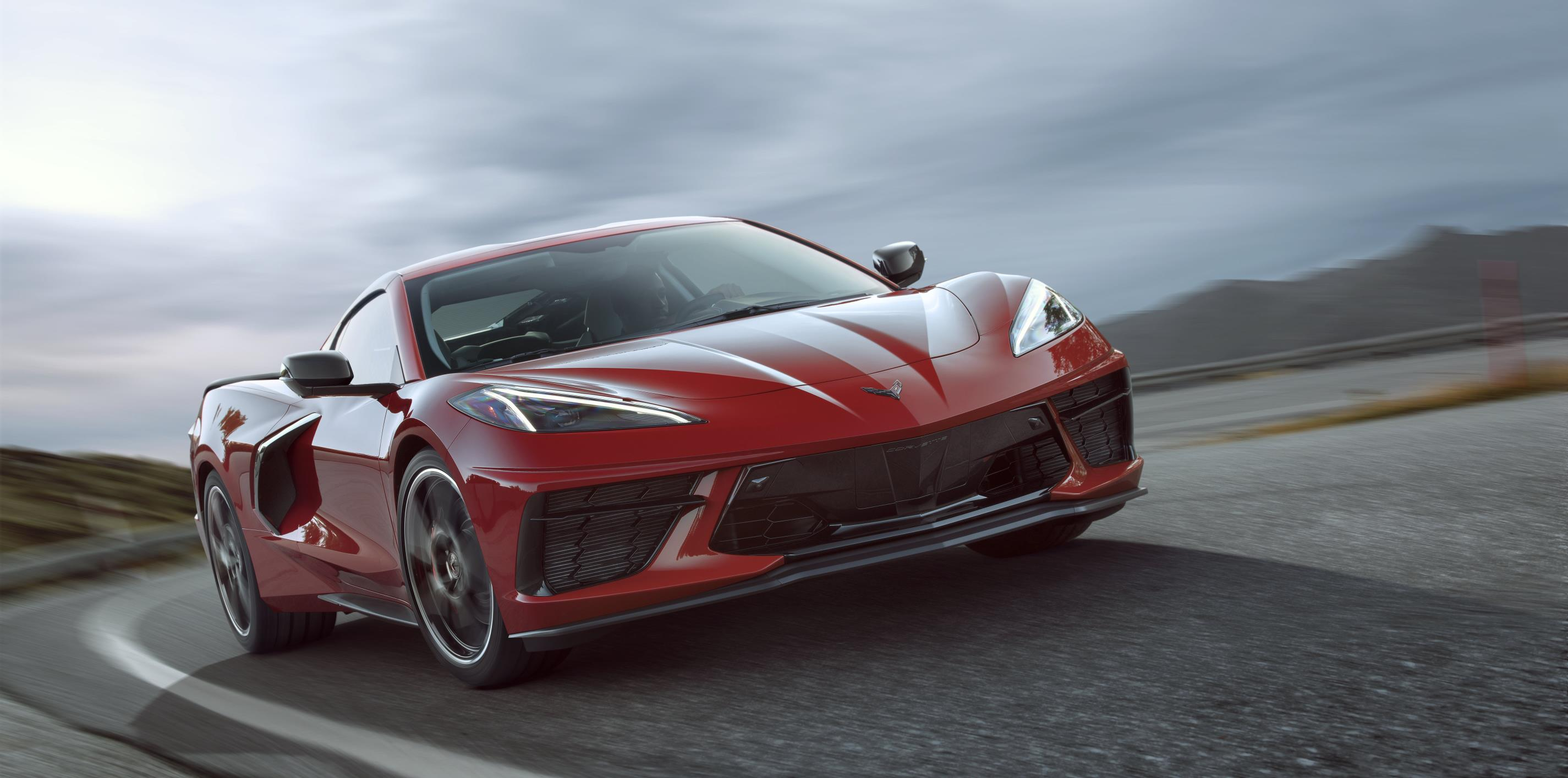 Full Pricing Revealed For The Mid Engined C8 Corvette