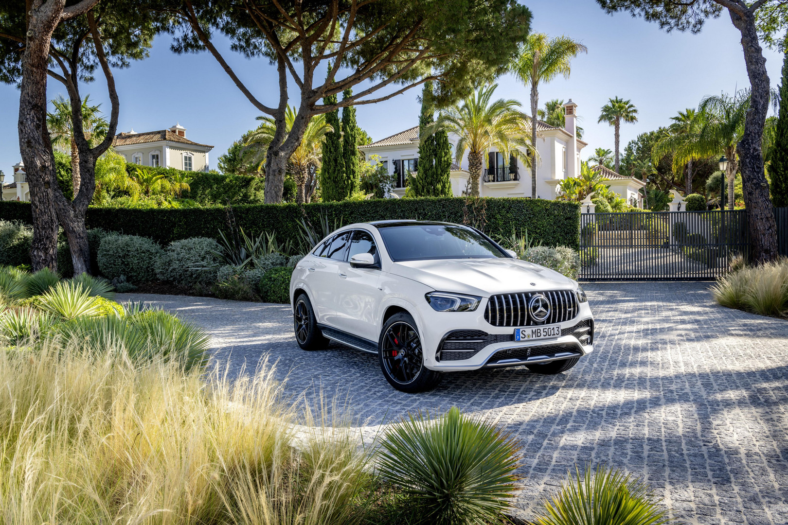 2020 Mercedes-AMG GLE 53 Coupe