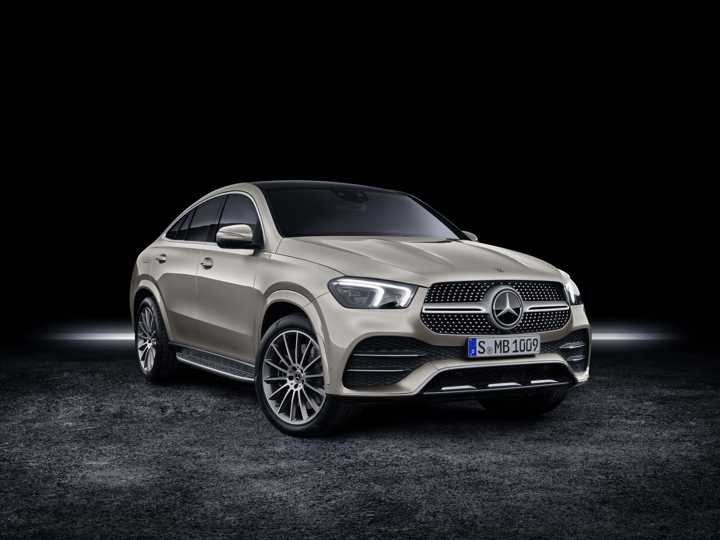 2020 Mercedes-Benz GLE Coupe Price