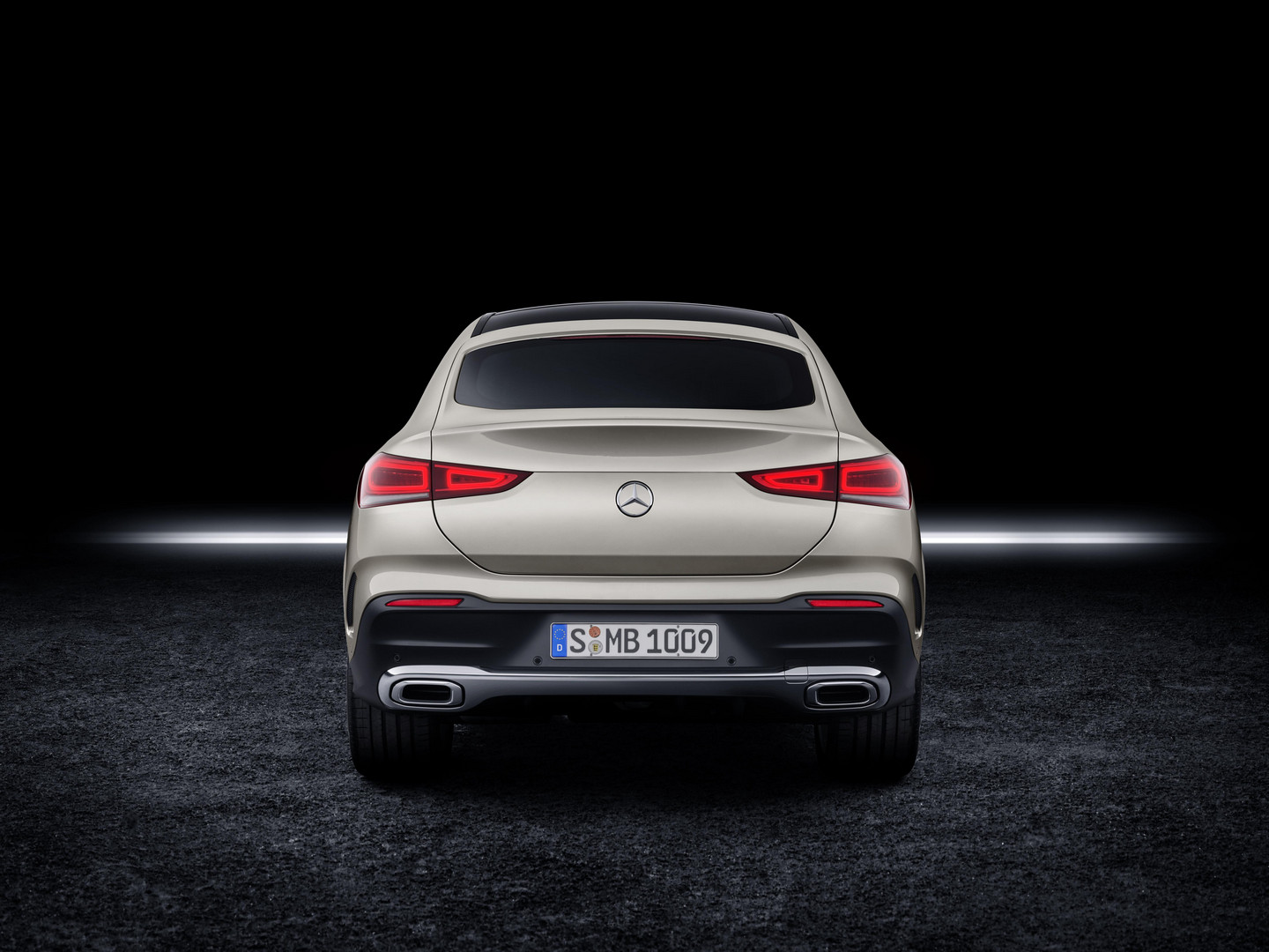 2020 Mercedes Benz Gle Coupe 2nd Generation Gle Coupe