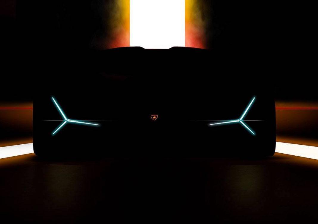 Lamborghini LB48H Teased