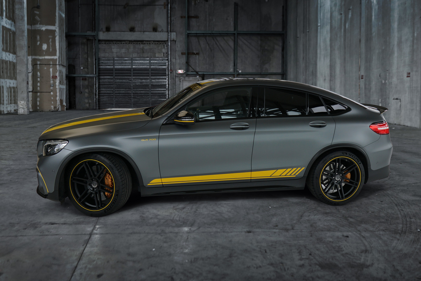700hp Mercedes-AMG GLC 63 S Coupe