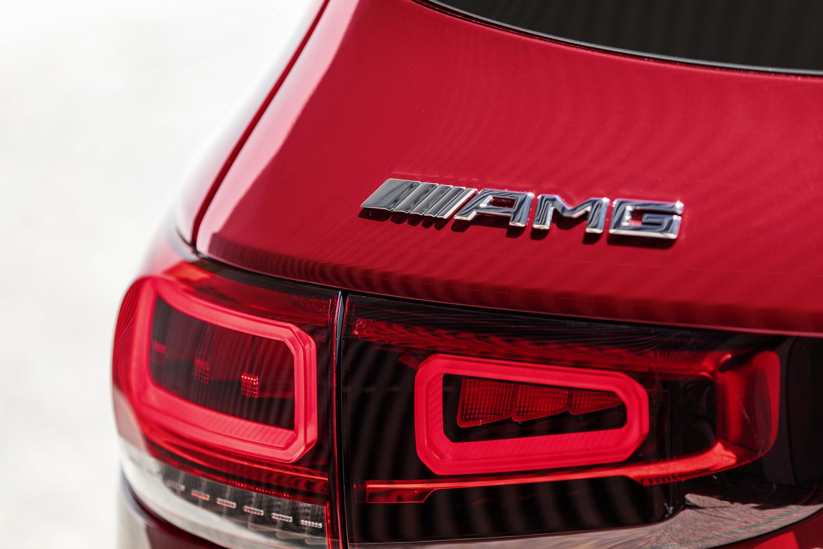 AMG Badge