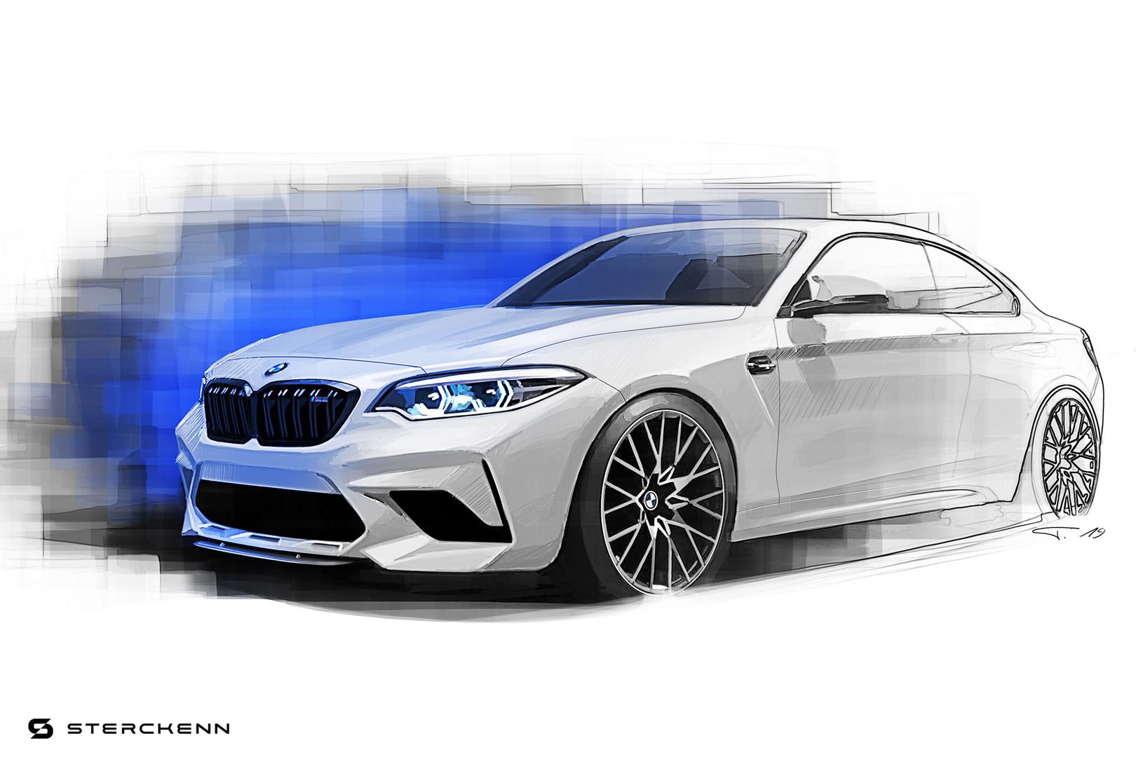 BMW M2 Art