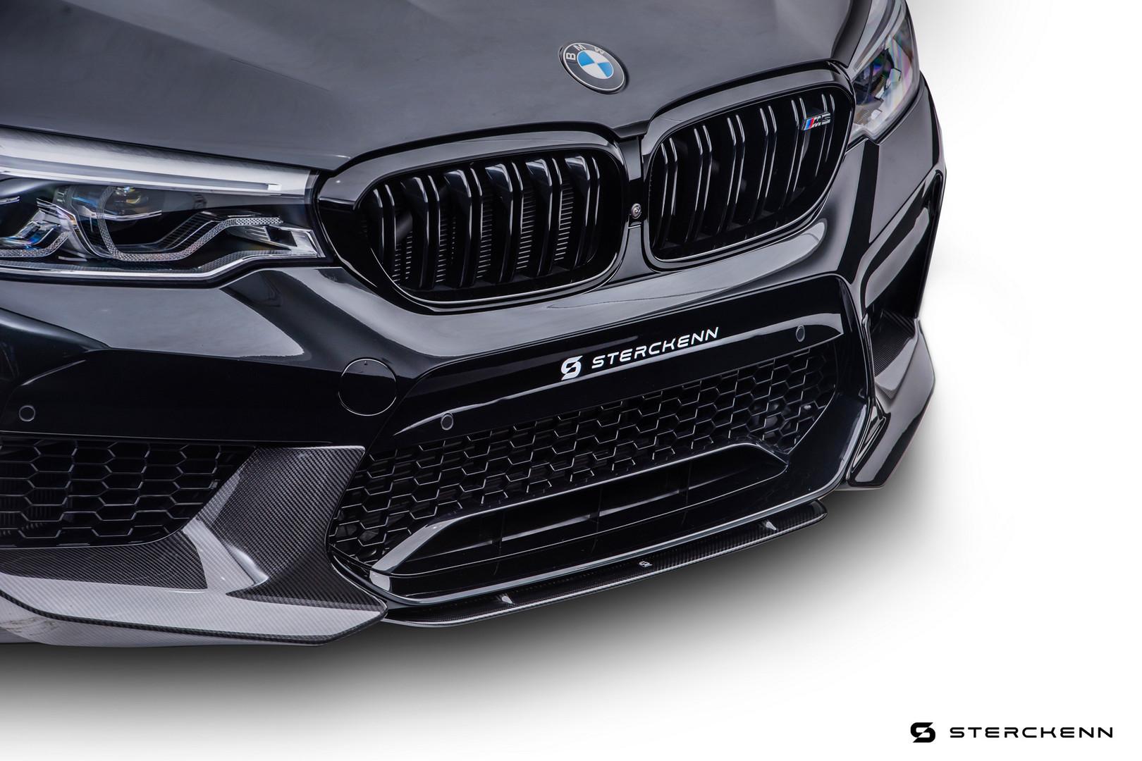 BMW M5 Front Lip Spoiler