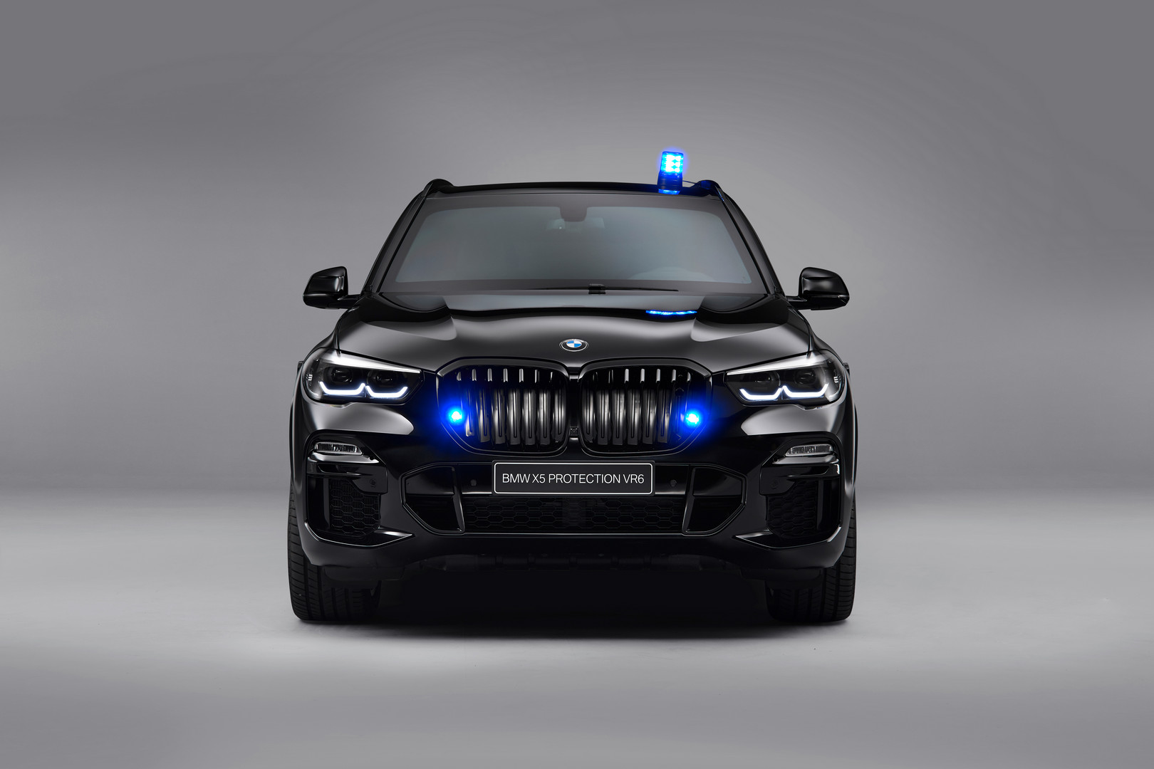 The New BMW X5 Protection VR6 Will Take A Bullet For You