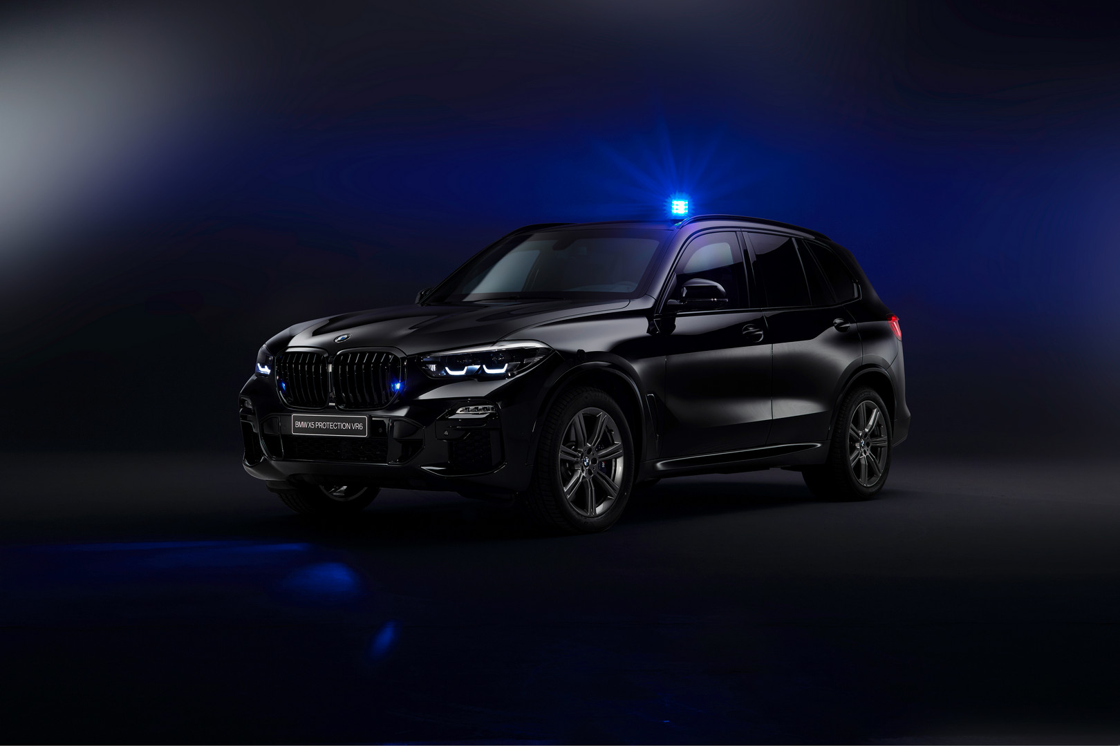 BMW X5 Protection VR6 Wallpaper
