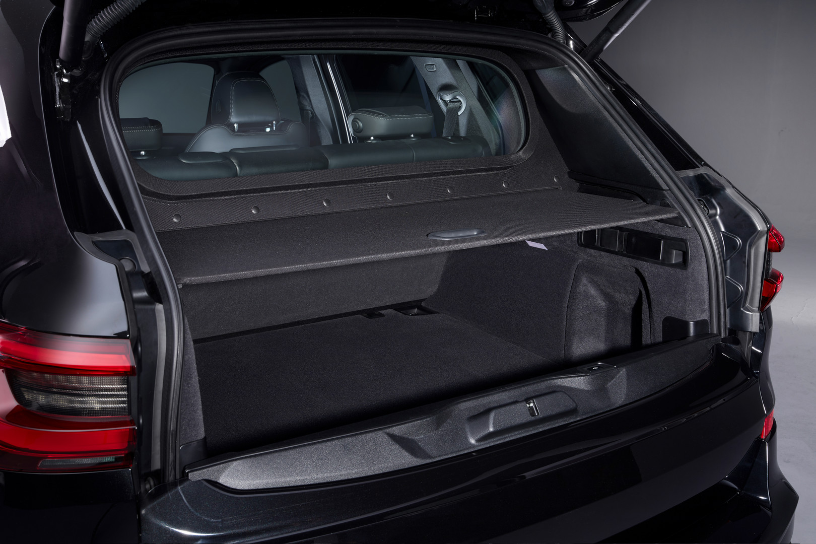 BMW X5 Protection VR6 Trunk