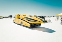 Photo Report: The Spirit of Speed at Bonneville Speed Week 2019