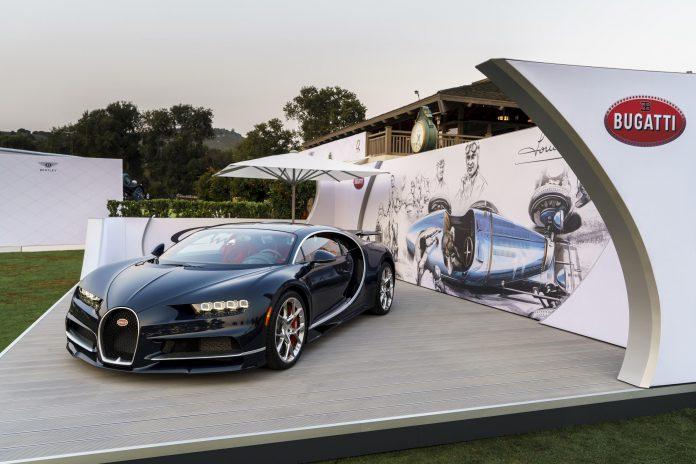 Bugatti Chiron THE QUAIL