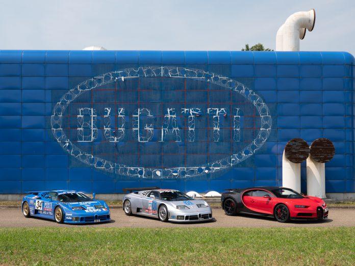 Bugatti La Fabbrica Blu Campogalliano