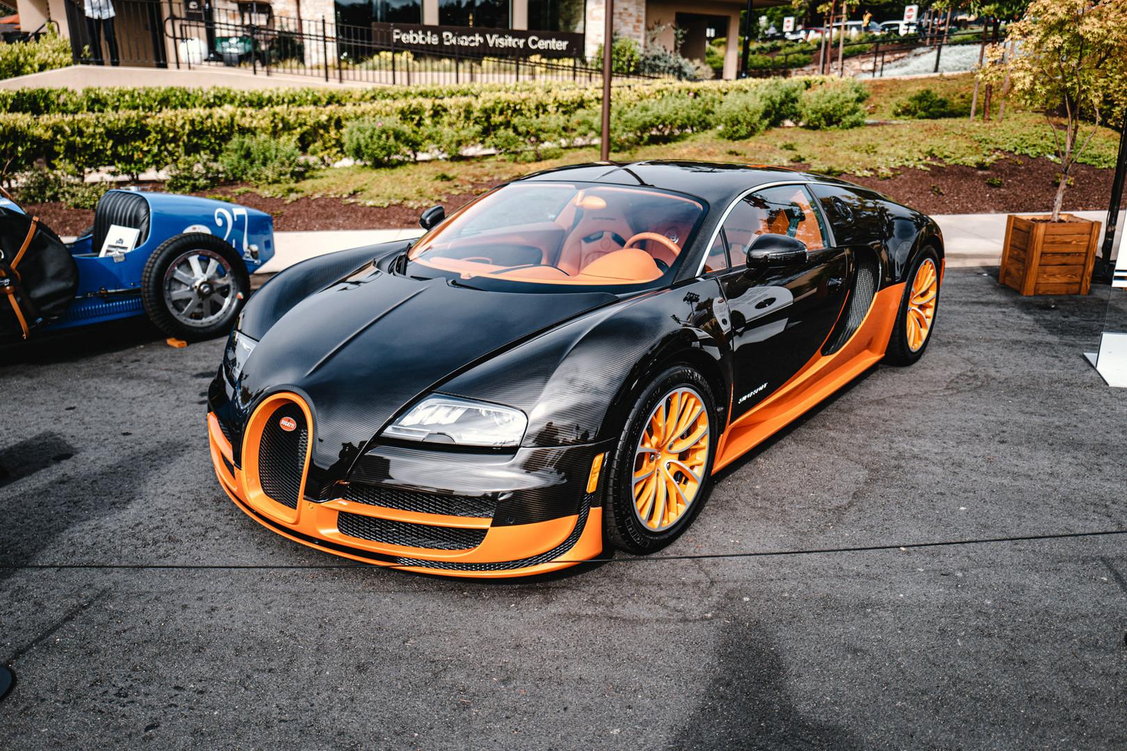 Bugatti Veyron Super Sport WRC