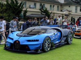 Bugatti Vision GT'