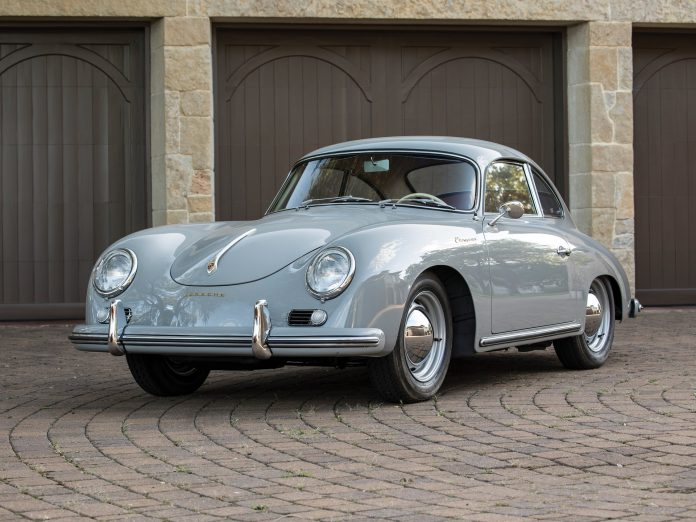 For Sale 1956 Porsche 356 A European Coupe by Reutter