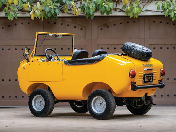 For Sale 1967 Ferves Ranger