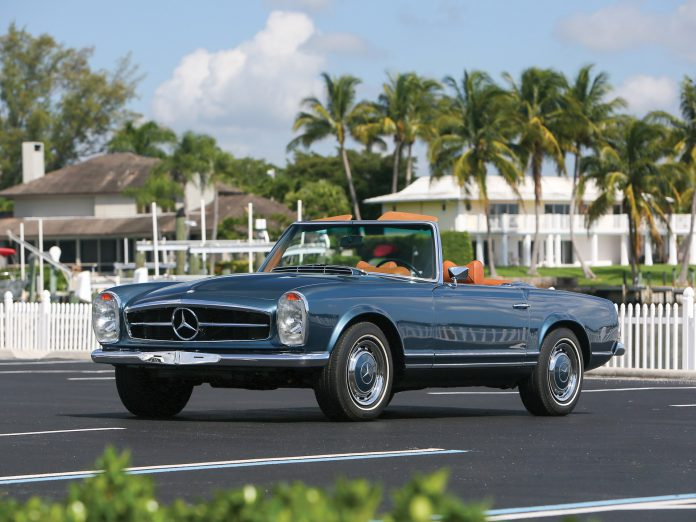 For Sale 1971 Mercedes-Benz 280 SL 'Pagoda'