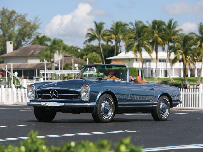 For Sale 1971 Mercedes-Benz 280 SL 'Pagoda'